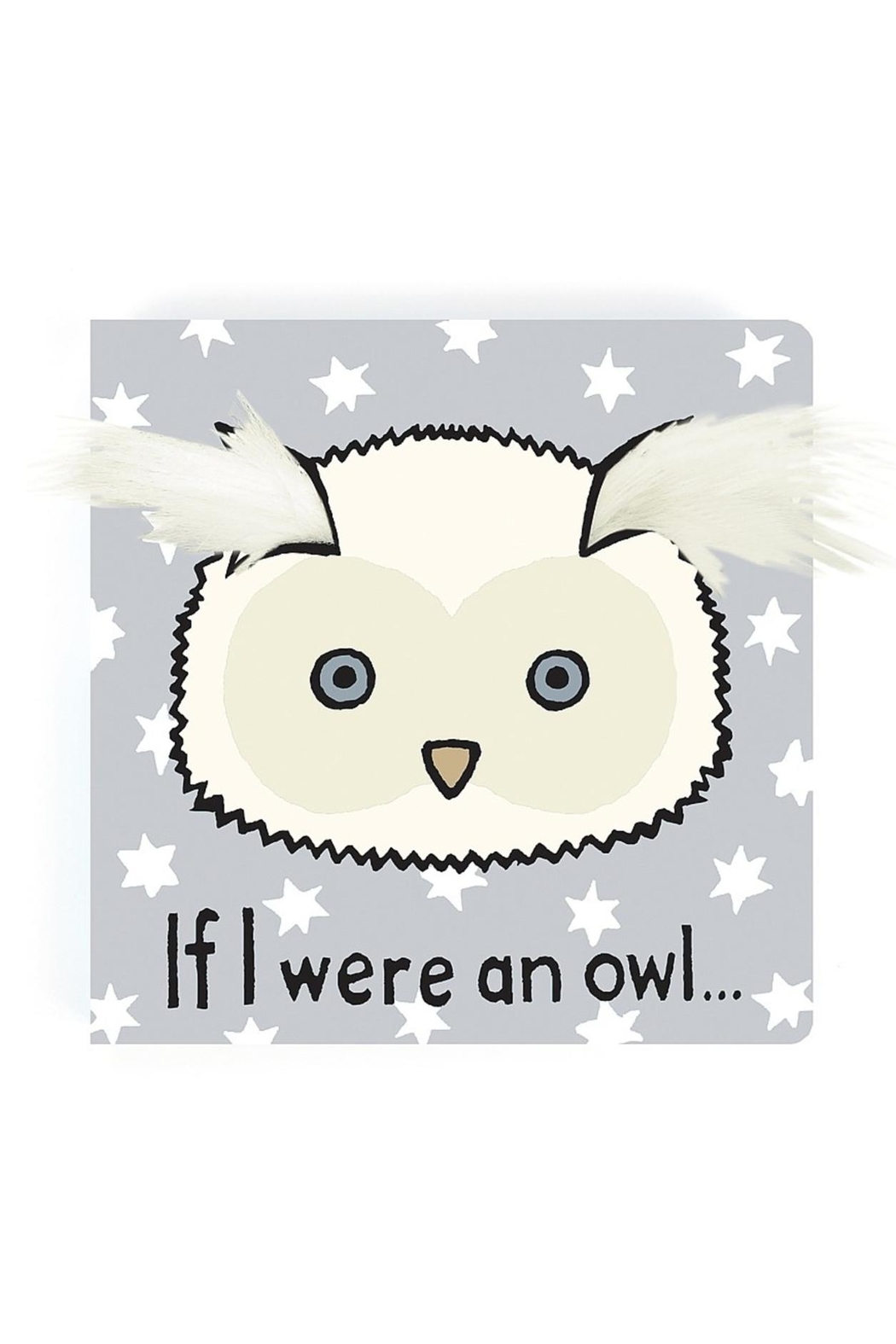 Jellycat Owl Board Book - Main Image