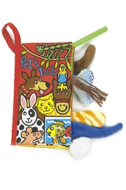 Jellycat Pet Tails Book - Product Mini Image
