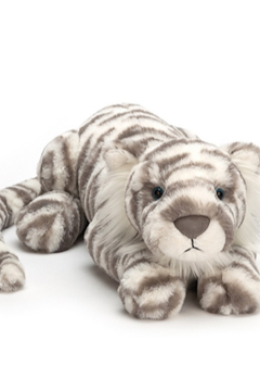 """Shoptiques Product: Jellycat Sacha Snow Tiger-Really Big-29"""""""