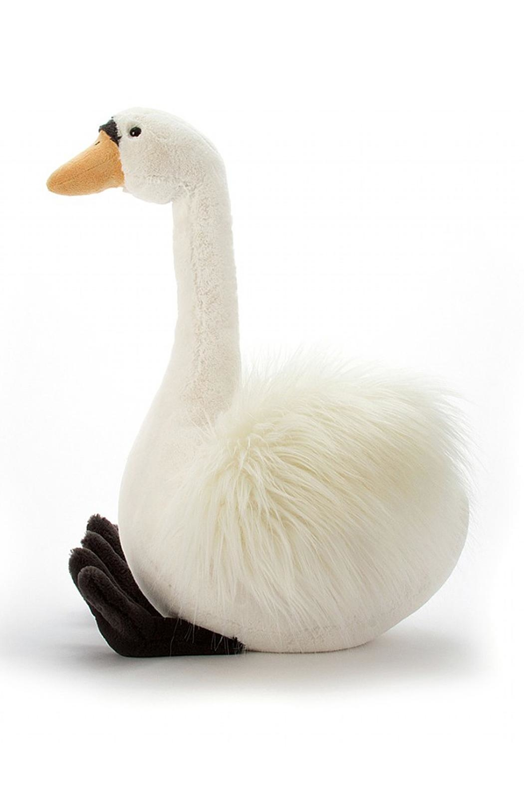 Jellycat Solange The Swan - Front Full Image