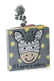 Jellycat Zebra Board Book - Product Mini Image