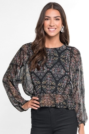 Lovestitch JEMIMA TOP - Front cropped