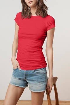 Velvet Jemma Fitted T - Product List Image