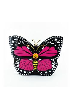 Shoptiques Product: Butterfly Clutch