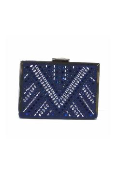 Shoptiques Product: Sparking Crystal Clutch