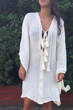 Shoptiques Product: Easy, Gauze, Kaftan
