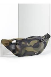 Giftcraft Inc.  Jenica Camo Fanny Pack - Front cropped