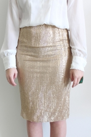 Jenn Goldie Sequin Skirt - Product Mini Image