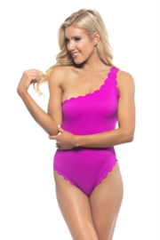 beach joy Jenn One Shoulder - Product Mini Image