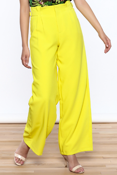 Shoptiques Product: Side Buckle Pants