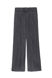 Rails Jenna Charcoal/black Pinstripe - Side cropped