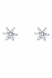Jennifer Behr Venus Stud Earrings - Product Mini Image