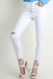 Umgee USA Jenny High-Rise Skinny - Front full body