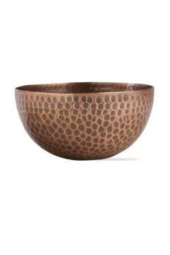 Shoptiques Product: Hammered Copper Bowl