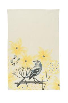 Jenny & Company Mockingbird Dishtowel - Alternate List Image