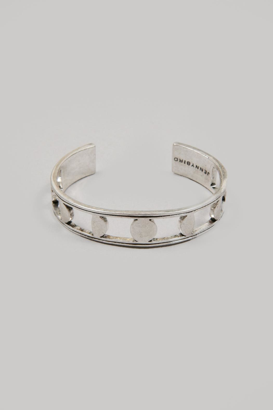 Jenny Bird Lunar Phases Cuff Bracelet - Front Cropped Image