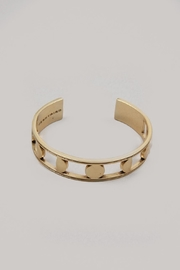 Jenny Bird Lunar Phases Cuff Bracelet - Front cropped