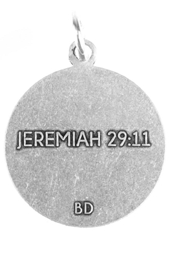 Beaucoup Designs Jeremiah 29:11 Charm - Alternate List Image