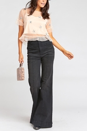 Show Me Your Mumu Jeri Star Sequin Top - Front cropped