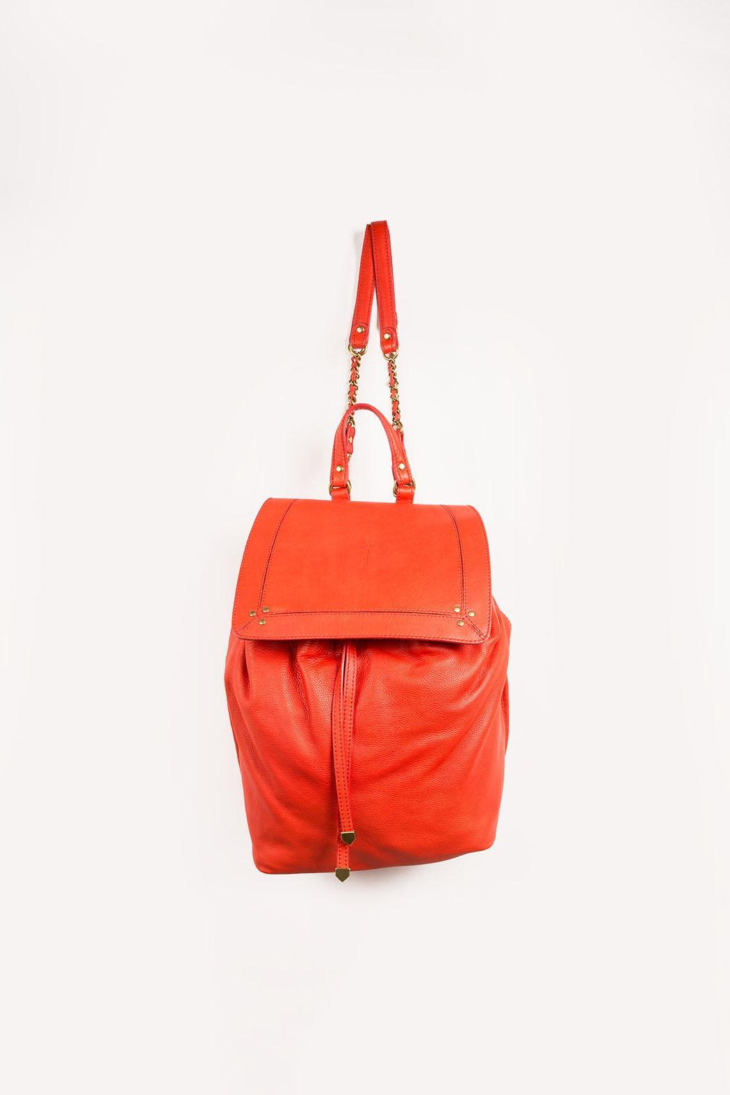 Jerome Dreyfuss Backpack - Front Cropped Image