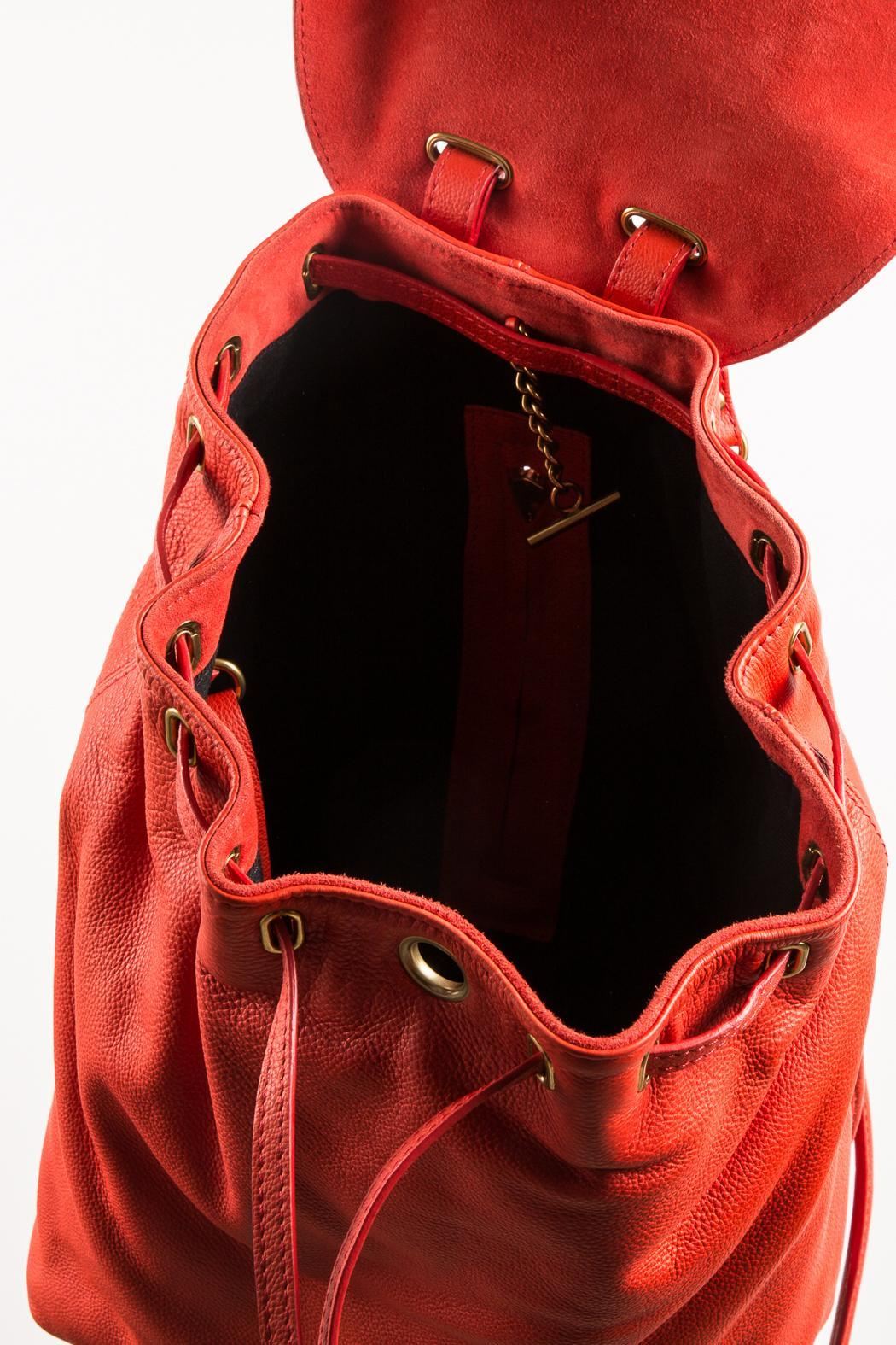Jerome Dreyfuss Backpack - Back Cropped Image