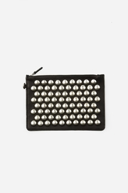 Jerome Dreyfuss Studded Black Clutch - Product Mini Image