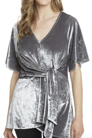 Lysse Jerry Velvet Tunic - Product Mini Image