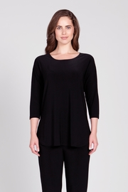 Sympli Jersey A-Line Top - Product Mini Image