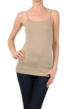 Mystree Jersey Cami Tank - Alternate List Image