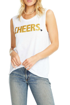 Chaser Jersey Cheers Muscle Tank - Alternate List Image