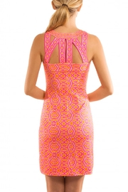 Gretchen Scott Jersey Isosceles Dress - Side cropped