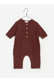 Play Up Jersey Jumpsuit - Product Mini Image