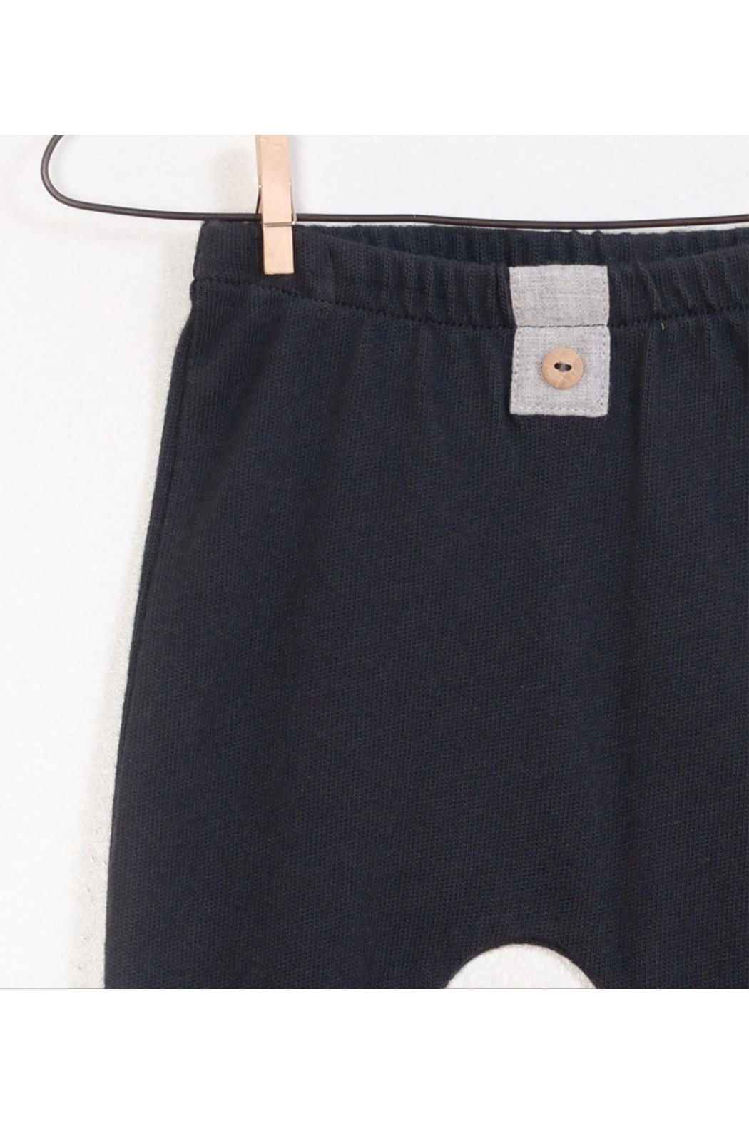 Play Up Jersey Legging - Side Cropped Image