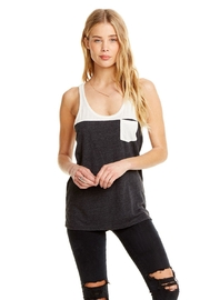 Chaser Jersey Racer Tank - Product Mini Image