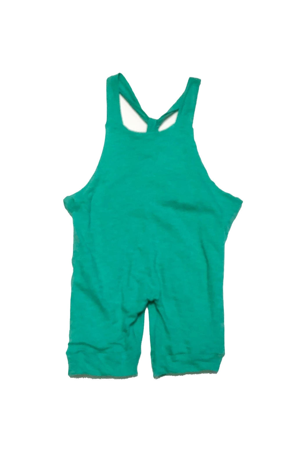 Hankie Babies Jersey Romper - Front Cropped Image