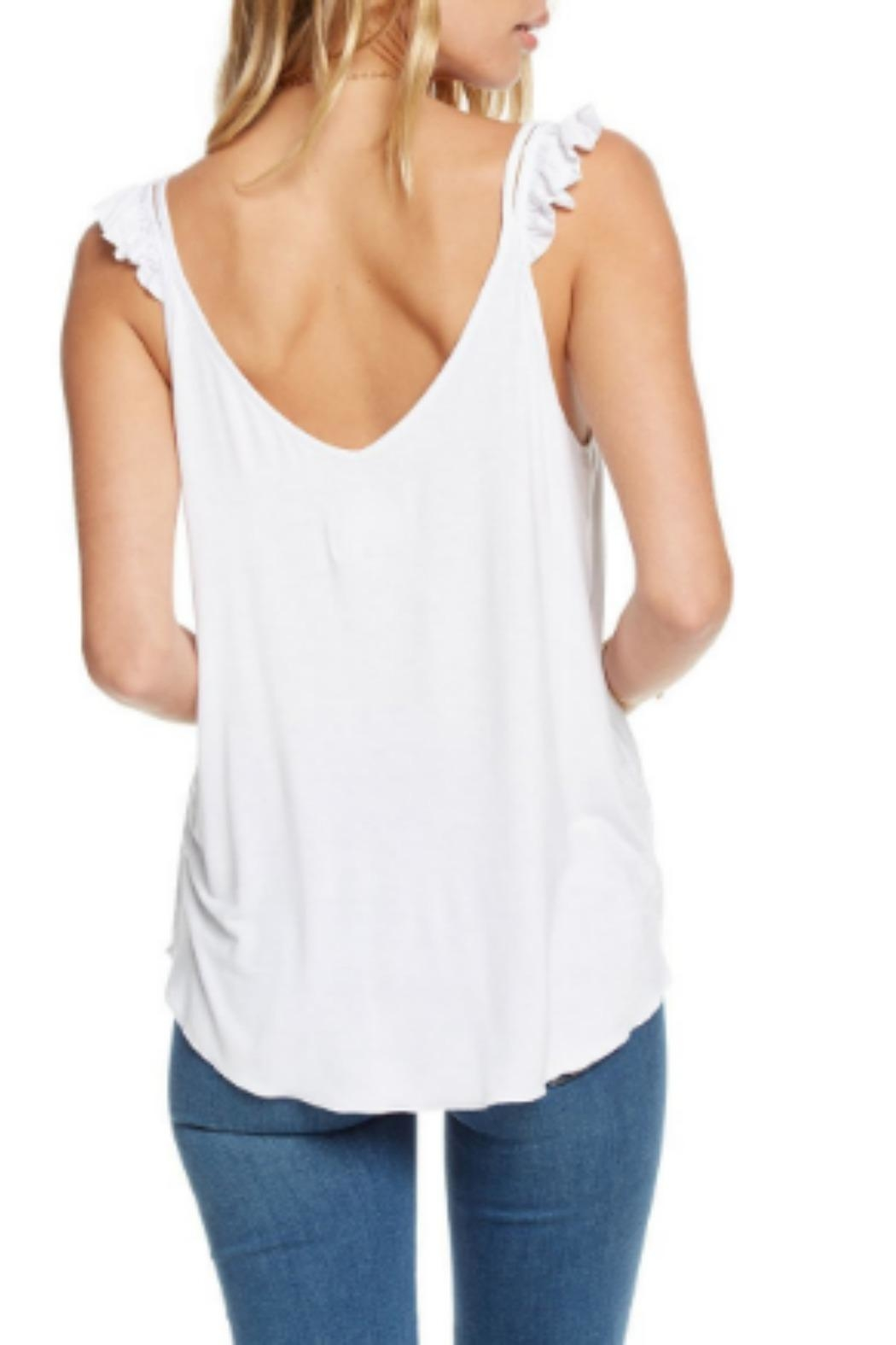 Chaser Jersey Ruffle - Front Full Image