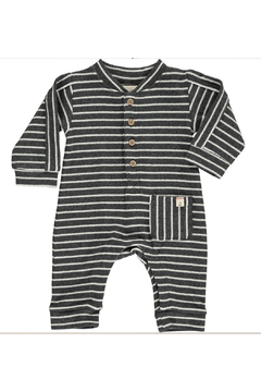 Shoptiques Product: Jersey Striped Romper