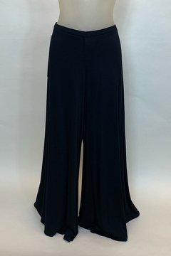 Shoptiques Product: JERSEY WIDE LEG PANT