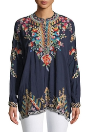 Johnny Was Jessa Tunic - Product Mini Image