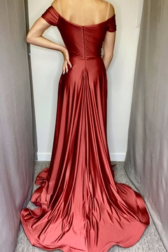 Jessica Angel Evening Gown 381 - Alternate List Image
