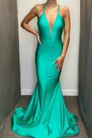 Jessica Angel Collection Jessica Angel Evening Gown 399 - Product Mini Image