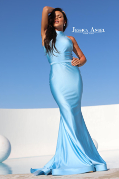 Jessica Angel Collection Jessica Angel Evening Gown 406 - Product List Image