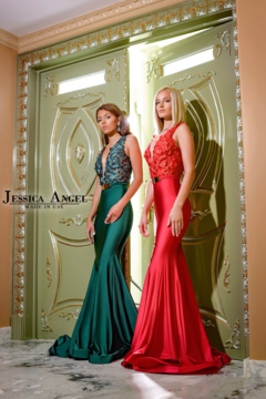 Jessica Angel Evening Gown 555 - Product List Image