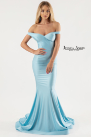 Jessica Angel Collection Jessica Angel Evening Gown 583 - Product Mini Image