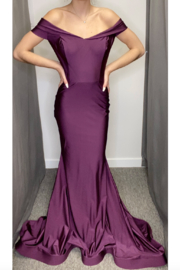 Jessica Angel Collection Jessica Angel Evening Gown 595 - Product Mini Image