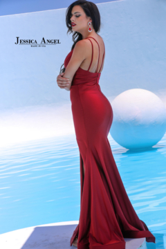 Jessica Angel Collection Jessica Angel Gown 314 - Alternate List Image