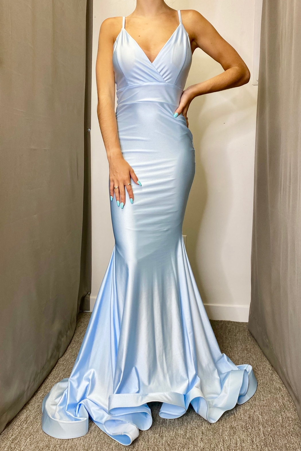 Jessica Angel Gown 347 - Main Image