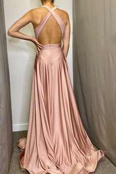 Jessica Angel Gown 385 - Alternate List Image