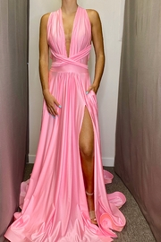 Jessica Angel Gown 571 - Front cropped