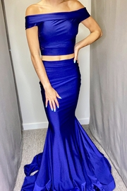Jessica Angel Two Piece Gown 558 - Product Mini Image
